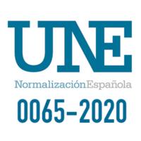 AcStyle logo UNE-0065